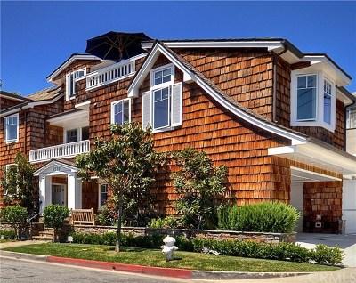 Corona Del Mar North Of Pch (Cnhw) Condo/Townhouse For Sale: 3530 4th Avenue
