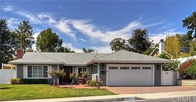 Laguna Niguel Single Family Home For Sale: 24861 La Plata Drive