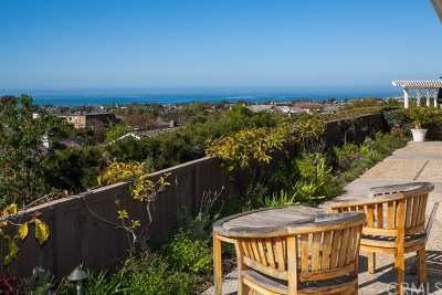 Corona Del Mar Single Family Home For Sale: 3901 Sandune Lane