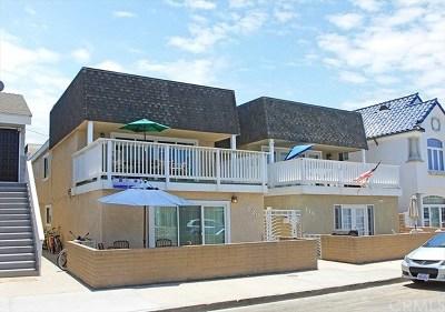 Newport Beach Rental For Rent: 120 31st Street #A