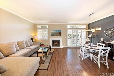 Laguna Niguel Condo/Townhouse For Sale: 25111 La Jolla Way #D
