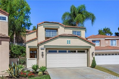 Chino Hills Single Family Home For Sale: 17760 Antherium Drive