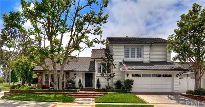 Newport Beach Single Family Home For Sale: 1855 Port Manleigh Place