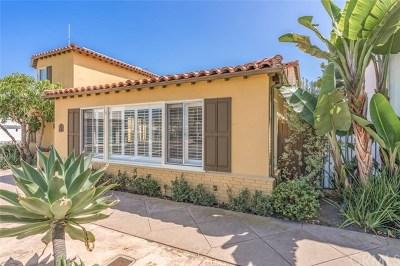 Newport Beach, Newport Coast, Corona Del Mar Rental For Rent: 204 Via Antibes