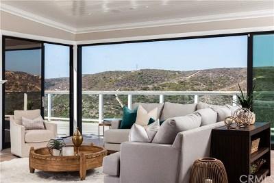 Laguna Beach Single Family Home For Sale: 1283 Skyline Drive