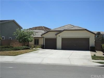 Lake Elsinore Single Family Home For Sale: 34103 Silk Tassel Road