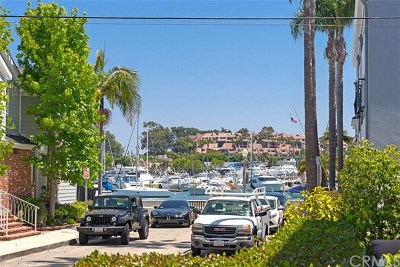 Newport Beach, Newport Coast, Corona Del Mar Single Family Home For Sale: 232 Agate