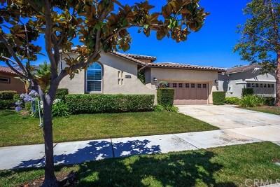 Corona Single Family Home For Sale: 23901 Kaleb Drive