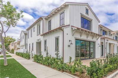 Newport Beach Single Family Home For Sale: 501 L Street