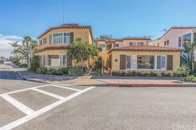 Newport Beach, Newport Coast, Corona Del Mar Rental For Rent: 204 Via Antibes #B