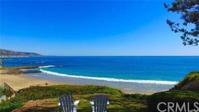 Laguna Beach Single Family Home For Sale: 1041 Marine Drive