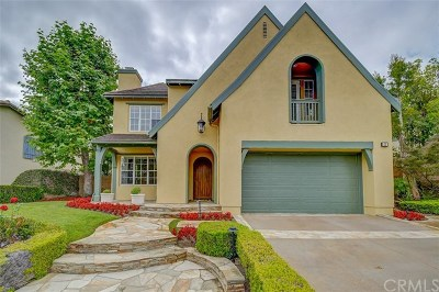 Newport Coast Single Family Home For Sale: 12 Bargemon
