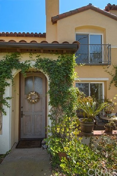 Newport Coast Condo/Townhouse For Sale: 5 Teramo Court