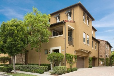 Irvine Condo/Townhouse For Sale: 223 Lonetree