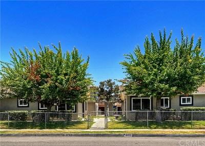 Santa Ana Multi Family Home For Sale: 2201 S Kilson Drive