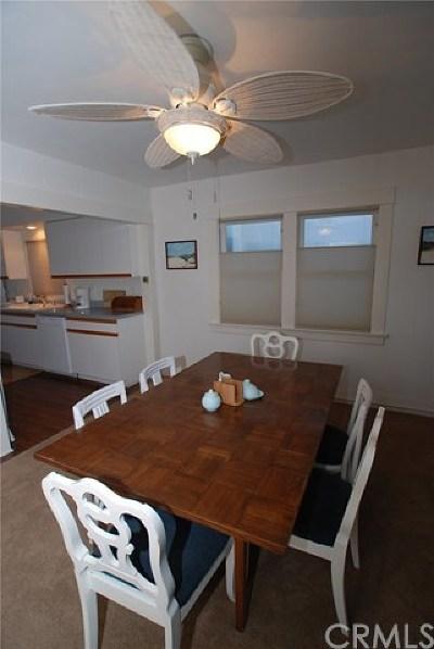 Newport Beach Rental For Rent: 413 E Edgewater Avenue #B
