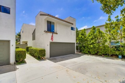 Costa Mesa Condo/Townhouse For Sale: 2336 Elden Avenue #E