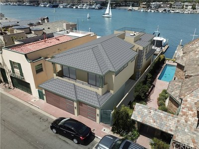 Newport Beach Single Family Home For Sale: 720 Via Lido Nord