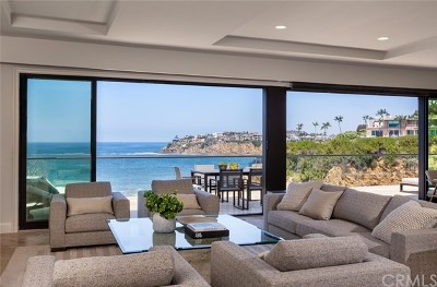 Laguna Beach Single Family Home For Sale: 120 McKnight Drive