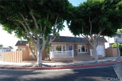 Newport Beach Rental For Rent: 129 G Street