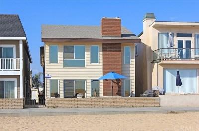 Newport Beach Rental For Rent: 404 E Oceanfront #B