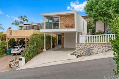 Laguna Beach CA Single Family Home For Sale: $1,289,000