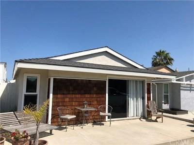 Newport Beach, Newport Coast, Corona Del Mar Rental For Rent: 243 61st Street
