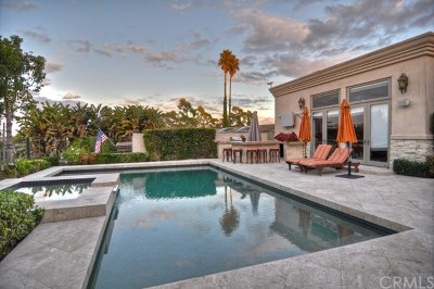 Newport Beach Single Family Home For Sale: 1021 Mariners Drive