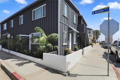 Newport Beach, Newport Coast, Corona Del Mar Rental For Rent: 110 8th Street