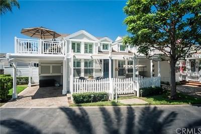 Newport Beach Mobile Home For Sale: 20 Beach Drive