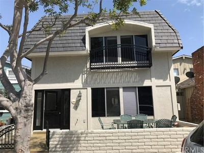 Newport Beach Rental For Rent: 118 Garnet Avenue