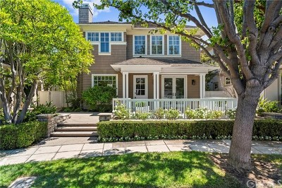 Newport Beach Single Family Home For Sale: 40 Crooked Stick Drive