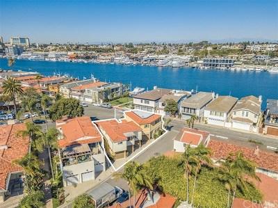 Newport Beach Multi Family Home For Sale: 206 Via Antibes