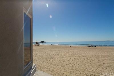 Newport Beach Rental For Rent: 2506 W Oceanfront