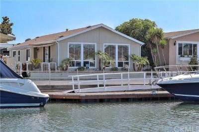 Newport Beach Mobile Home For Sale: 38 Saratoga
