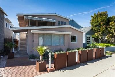 Newport Beach Rental For Rent: 1621 E Balboa Boulevard #1
