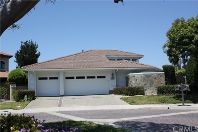 Dana Point Single Family Home For Sale: 9 Andalucia Drive