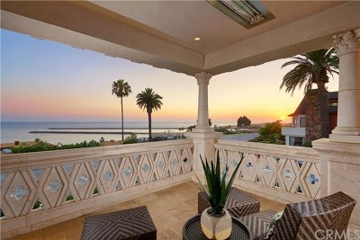 Corona del Mar Single Family Home For Sale: 3300 Ocean Boulevard