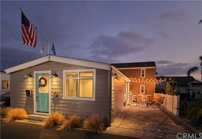 Newport Beach Mobile Home For Sale: 20 El Paseo Street