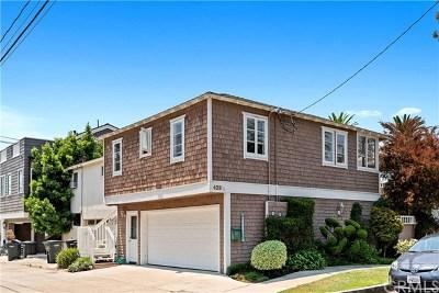 Newport Beach, Newport Coast, Corona Del Mar Rental For Rent: 428 Marguerite Ave