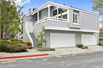 Newport Beach Condo/Townhouse For Sale: 49 Hartford Drive