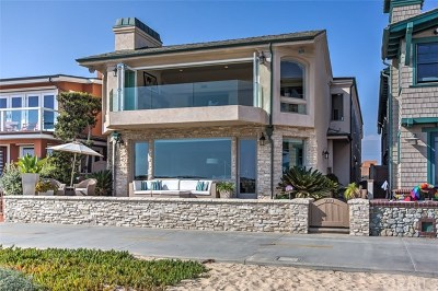 Newport Beach Single Family Home For Sale: 930 W Oceanfront