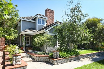 Corona Del Mar Single Family Home For Sale: 520 Carnation Avenue