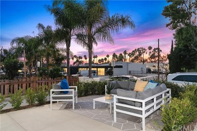 Corona del Mar Condo/Townhouse For Sale: 608 Heliotrope Ave.