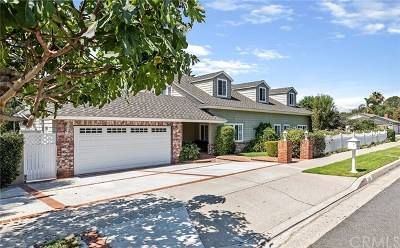 North Tustin Single Family Home For Sale: 1242 Foothill Boulevard