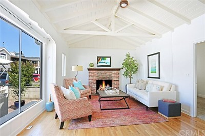 Balboa Island - Main Island (Balm) Single Family Home For Sale: 206 Apolena Avenue