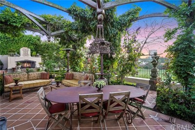 Newport Beach Single Family Home For Sale: 23 Augusta Lane