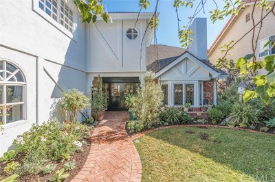 Huntington Beach Single Family Home Active Under Contract: 22372 Harwich Lane
