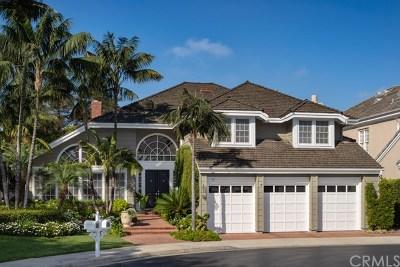 Newport Beach Single Family Home For Sale: 9 Huntington Court