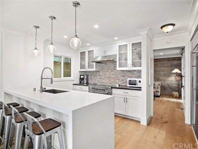 Newport Beach Single Family Home For Sale: 312 36th Street